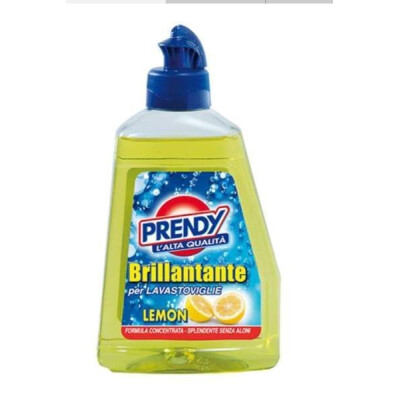 PRENDY BRILLANTANTE LAVASTOVIGLIE LIMONE 250 ML