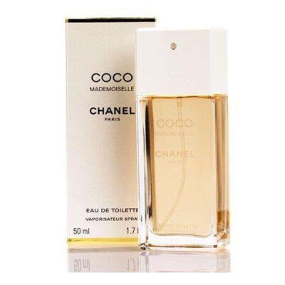 COCO MADEMOISELLE DI CHANEL DA DONNA EDT 50ML