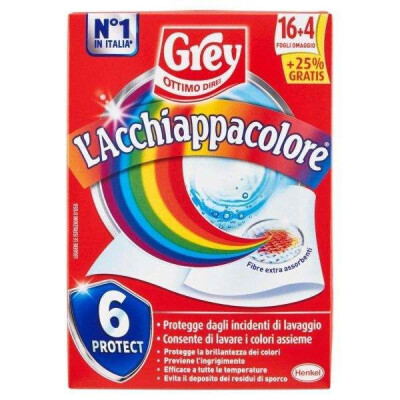 L'ACCHIAPPACOLORE 16 + 4 FOGLI