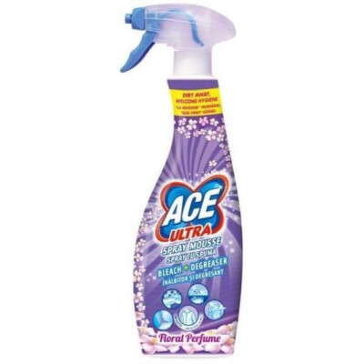 ACE SPRAY MOUSSE CANDEGGINA 650 ML ARMONIE FLOREALI