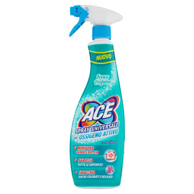 ACE GENTILE SPRAY UNIVERSALE 600 ML