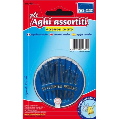 SET 30 AGHI DA CUCIRE ASSORTITI