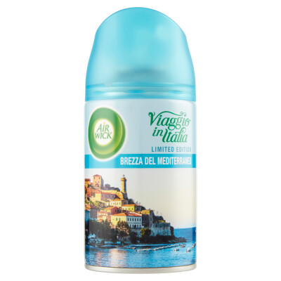 AIR WICK FRESH MATIC RICARICA SPRAY BREZZAI 250 ML