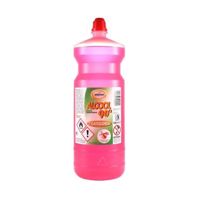 AMACASA ALCOOL DENATURATO 1000ML 90 GRADI