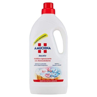 AMUCHINA ADDITIVO LIQUIDO CON AMMORBIDENTE 1 LT
