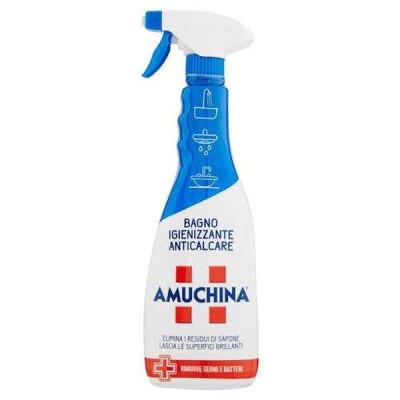 AMUCHINA SPRAY BAGNO IGIENIZZANTE E ANTICALCARE 750 ML