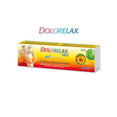 ANGELICA DOLORELAX GEL EFFETTO CALDO 75 ML
