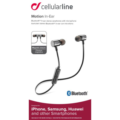 Cellularline Auricolari Bluetooth® in-ear stereo Universale