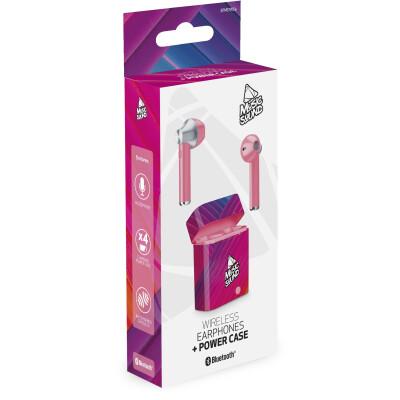 Cellularline Auricolari Bluetooth 5.0 con Microfono Pink