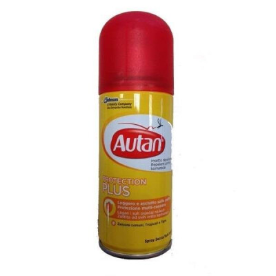 AUTAN PROTECTION PLUS SPRAY SECCO 100 ML