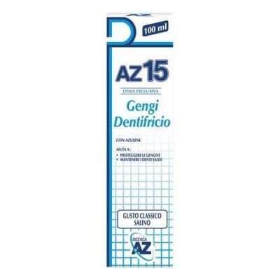AZ 15 GENGIDENTIFRICIO 100 ML