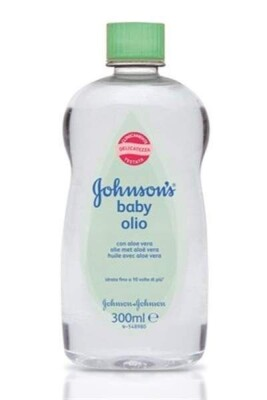 BABY JOHNSON OLIO 300 ML