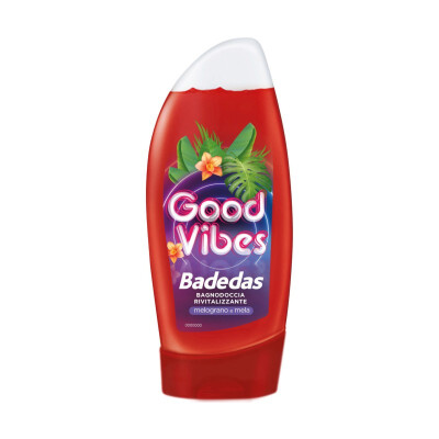 BADEDAS DOCCIA GOOD VIBES 250ML