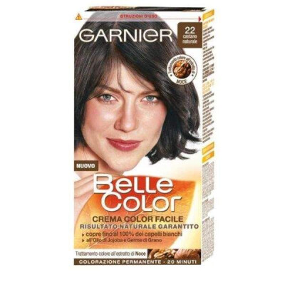 BELLE COLOR 022 CASTANO