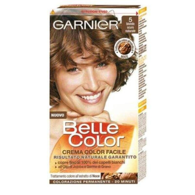 BELLE COLOR 005 BIONDO SCURO