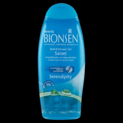 BIONSEN BAGNOSCHIUMA SAISEI 750 ML