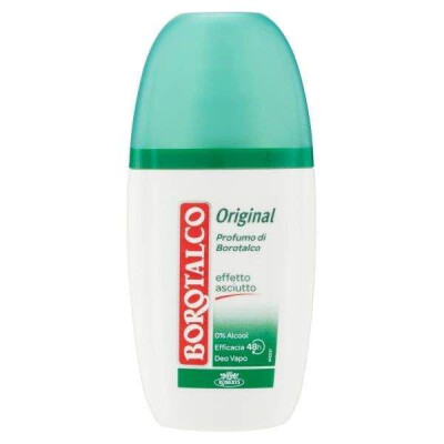 BOROTALCO ORIGINAL DEODORANTE VAPO NO GAS 75 ML ORIGINAL