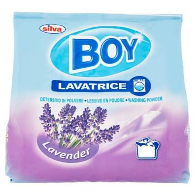 BOY DETERSIVO BUCATO A MANO E LAVATRICE IN POLVERE LAVANDA FUSTINO 38 LAVAGGI 2,5 KG + BICCHIERE