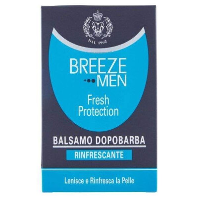 BREEZE MEN DOPOBARBA BALSAMO RINFRESCANTE 100 ML