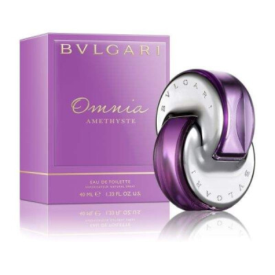 BULGARI OMNIA AMETHYSTE EDT VAPO NATURAL SPRAY DONNA 40 ML