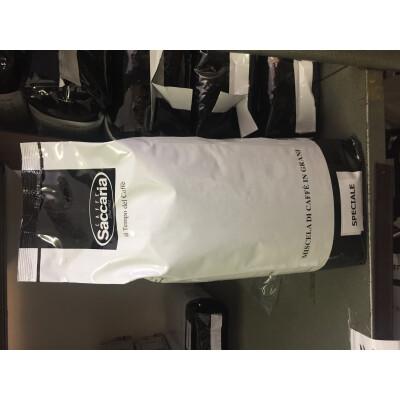 CAFFE' SACCARIA CAFFE IN GRANI SPECIALE 3 KG