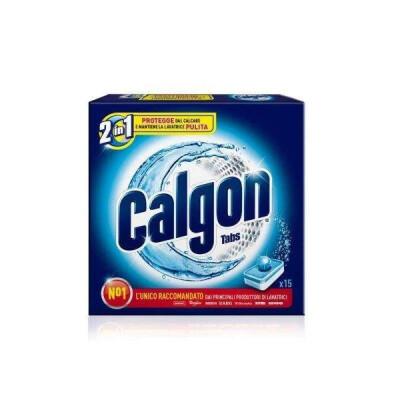 CALGON PASTIGLIE ANTICALCARE LAVATRICE 15 LAVAGGI 195 GR