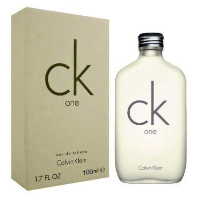 CALVIN KLEIN CK ONE EDT VAPO 100 ML