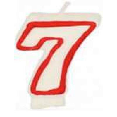 CANDELINE NUMERO 7 BLISTER