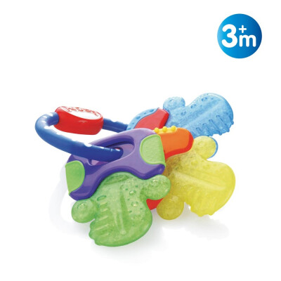 NUBY CHIAVI MASSAGGIA GENGIVE ICE-GEL