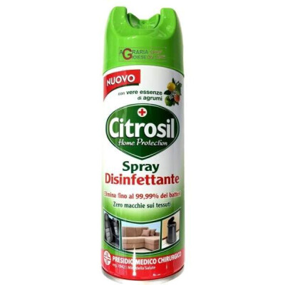 CITROSIL SPRAY DISINFETTANTE AGRUMI 300 ML