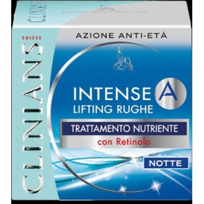 CLINIANS INTENSE-A ANTIRUGHE 50 ML