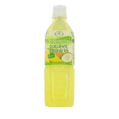 ANGELICA BEVANDA COCCO DRINK ANANAS 500 ML