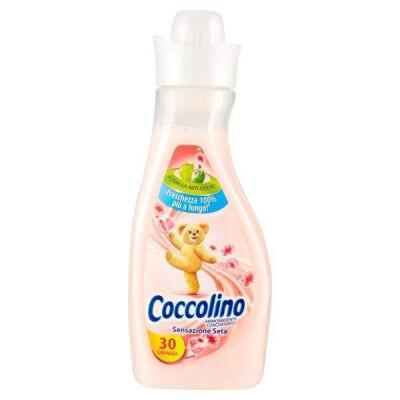 COCCOLINO AMMORBIDENTE CONCENTRATO SENSAZIONE SETA  30 LAVAGGI