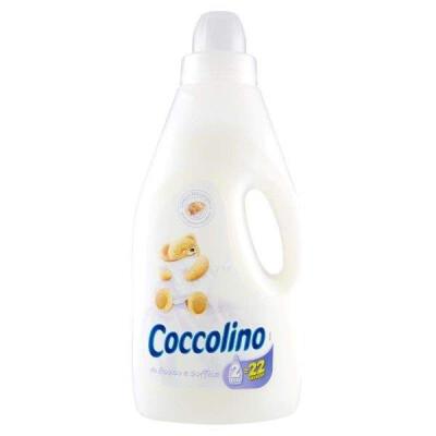 COCCOLINO AMMORBIDENTE DELICATO E SOFFICE 22 LAVAGGI 2 LT