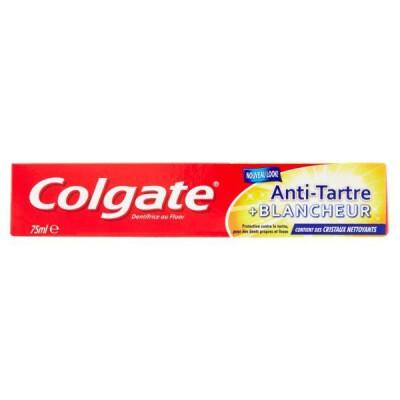 COLGATE ANTI-TARTAR PLUS WHITENING DENTIFRICIO ML 75