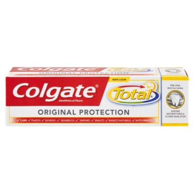 COLGATE TOTAL DENTIFRICIO VISIBLE ACTION ML 75