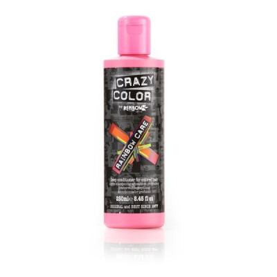 CRAZY COLOR SHAMPOO CONDITIONER 250 ML