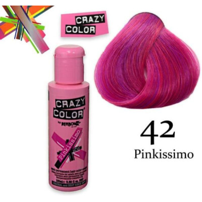 CRAZY COLOR 100 ML PINKISSIMO