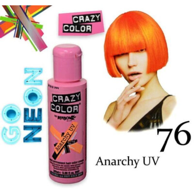 CRAZY COLOR 100 ML ANARCHY UV