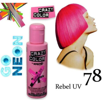 CRAZY COLOR 100 ML REBEL UV