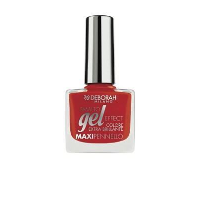 DEBORAH SMALTO GEL EFFECT RED PUSHER 9