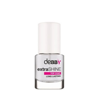 DEBBY TOP COAT EXTRA SHINE