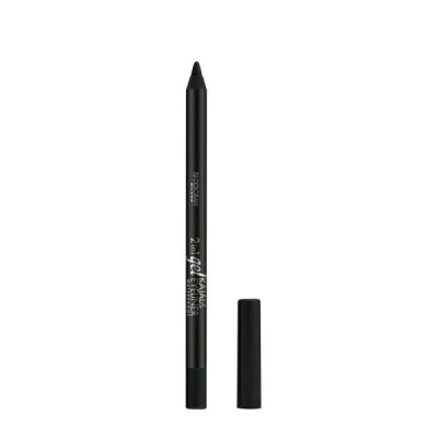 DEBORAH MATITA OCCHI 2IN1 GEL KAJAL&EYELINER WATERPROOF N°01 BLACK