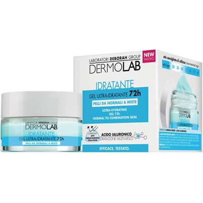 DERMOLAB VISO GEL ULTRA IDRATANTE 72 H 50ML