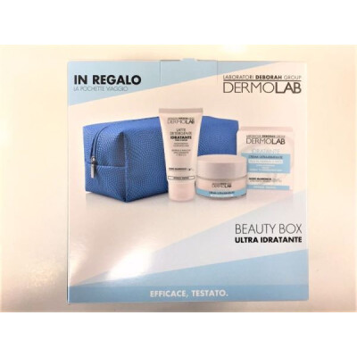 DERMOLAB BEAUTY BOX ULTRA IDRATANTE