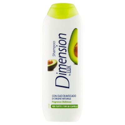 DIMENSION SHAMPOO OLIO DI AVOCADO 250 ML