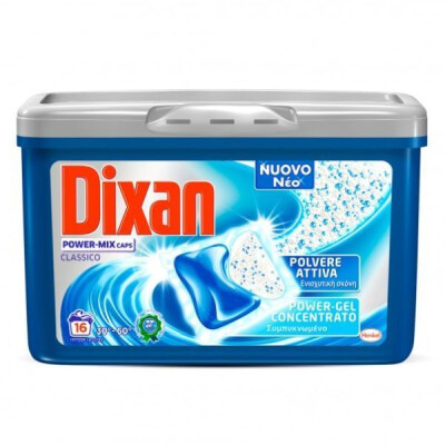 DIXAN POWER-MIX 16 CAPSULE CLASSICO