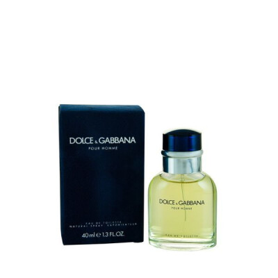 DOLCE & GABBANA POUR HOMME EDT VAPO 40 ML