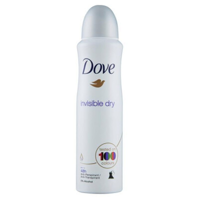 DOVE DEODORANTE SPRAY INVISIBLE DRY 150 ML