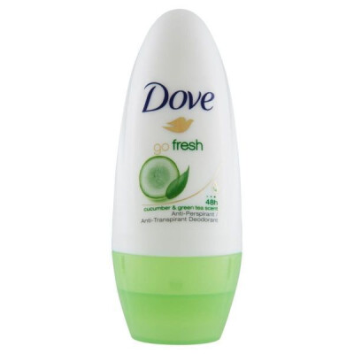 DOVE DEODORANTE ROLL-ON GO FRESH 50 ML